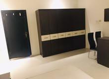 استوديو راقي للايجار في الحد  غرفة وصالة شامل 200 دينار بدون حد استهلاك