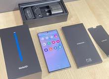 Samsung Galaxy Note 10+ Dual-SIM 256 GB 12 GB Ram Blue + With box and bluetooth headphones  1800