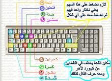 دورة حاسب الالي / برامج الافيس/مهارات الطباعة باللمس