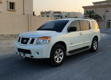 Nissan Armada Full Option 2014