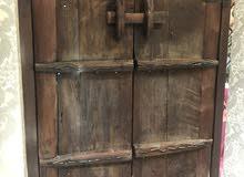 باب تراثي بحريني صناعة بحرينية قديمة