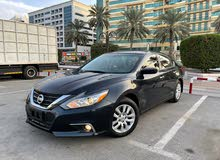 Nissan Altima 2017 as