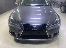 Lexus's is 250