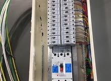 كهربائي متخصص في جميع اعمال الكهرباء متواجد في الرياض