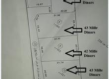 أرض مقسمة صالحة للبناء للبيع طريق منزل شاكر كم 12 الخزانات