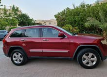 2012 Jeep Grand Cherokee 3.6L with very low mileage and excellent condition