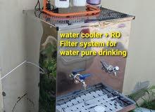 مبردات وثلاجة الماء كولر الماء مع الفلاتر الرئيسية ليصبح صالح للشرب water cooler
