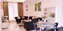شقة مفروشة فاخرة للإيجار في الحد Luxury furnished flat for rent in Hidd