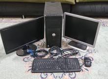 كمبيوتر مكتبي متكامل