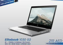 HP Elitebook 1030 G2 – Core i5 – 7th Gen – Touch Screen – [FIXED PRICE]