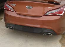 For sale Hyundai Genesis Coupe car in Benghazi
