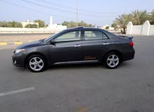 Brown Toyota Corolla 2013 for sale