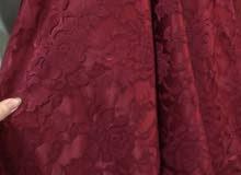 فستان خمري للبيع