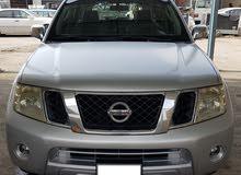 Nissan Pathfinder 2008 Silver 4.0 SE