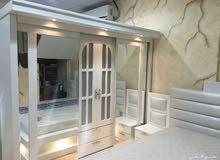 غرف نوم جديدة الوان مختلفة جاهز وتفصيل