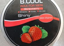 B.Cool Strawberry Hair wax for men
