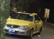 مطلوب سائق تكسي نيسان صني 2010 (طبعة عمان)