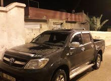 For sale 2007 Black Hilux