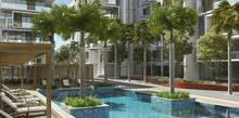 تملك شقة غرفتين وصالة بقلب دبي بمدينة محمد بن راشد باطلالة مباشرة علي برج الخليفة