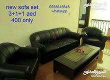 7 مقاعد أريكة جديدة كثير لون لدي مثل أسود أحمر أسود