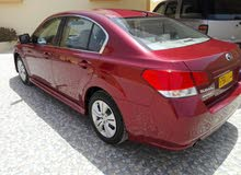 Red Subaru Legacy 2014 for sale