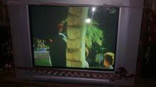 تلفزيون ال جي 21 انش.جهاز نظيف