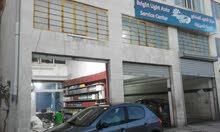 ّمحطة غسيل سيارات وغيار زيت للبيع في بيادر وادي السير المنطقة الصناعية بجانب شركة ادوية الحكمة