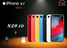 ايفون xr جديد مسكر - كفالة apple + كفالة Mobile house