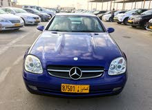 Automatic Mercedes Benz 1998 for sale - Used - Suwaiq city