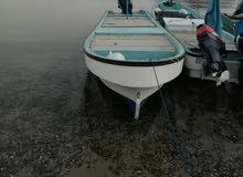 للبيع قارب 23 قدم ياماها