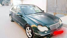 For sale 2003 Green C 300