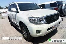 Toyota Land Cruiser 2015 G Stander Bahrain Agency good condition