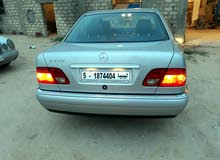 Used Mercedes Benz E 400 for sale in Zawiya