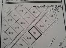 للبيع أرض سكنية في مسقط - العامرات