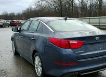 km mileage Kia Optima for sale