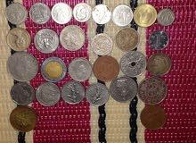 عملات نقدية قديمة نادرة