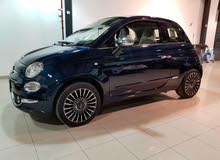 Automatic Blue Fiat 2019 for rent
