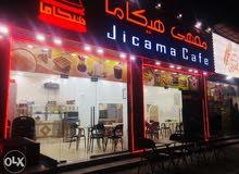 مقهى للبيع بجانب نادي نزوى