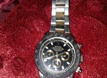 ساعة اليد rolex مستعملة