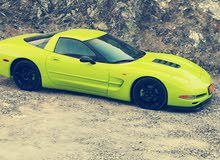Chevrolet Corvette 2002 For sale - Green color