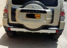 Gasoline Fuel/Power   Mitsubishi Pajero Sport 2008
