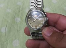 ساعة اوريونت اصلي  جديدة