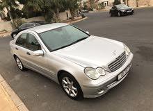 Mercedes Benz C 200 2007 For sale - Silver color