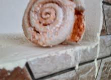 حجر على شكل حلزوني