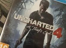uncharted 4 جديد مفتوح لتجربه قابل للفاوض