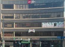 شقة  (((( تجاري )))  طابق ثاني ضمن مجمع تجاري دوار البتراوي (مجمع الافنيوز)