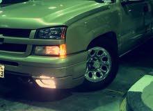 للبيع سلفرادو 2007