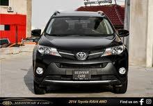 تويوتا راف فور 2014 Toyota RAV4 4WD