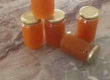 """عسل الشعافيين (طبيعي 100%) حقيقي وخالص من الطبيعة """"ربيعي """" نص كيلوا ب 30"""