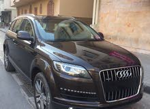 Audi Q7 2013 for sale in Sharjah